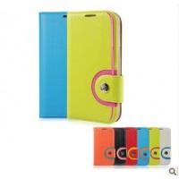 Samsung Galaxy S4 flip-cover, 5 colors