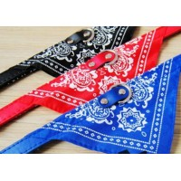 Dog scarf, 6 colors