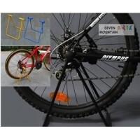 Perfekt om du behöver fixa cykeln mitt på vägen.