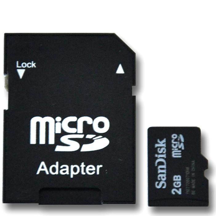 Micro SD -adapteri
