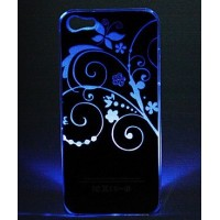 Detta skal passar för iPhone5 glänser fint i ljuset och gör din mobil än mer personlig.