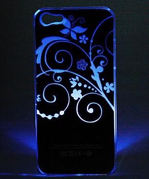 iPhone5 glänsande skyddskal
