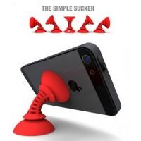 Imukuppi -älypuhelinteline käy kaikenlaisille matkapuhelimille ja mp3-soittimille, joissa on tasainen pinta.