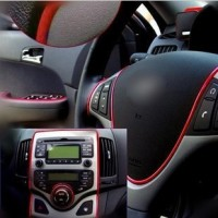 Dashboard Adhesive Wire Decor
