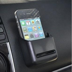 Kännykkätasku autoon