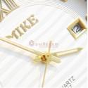 Mike 817 Guldvit klocka
