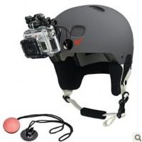 Bra skyddsanordning till din dyra kamera! skyddslinan fästs enkelt med dubbelhäftande tejp mot underlaget och knyts runt kameran och ger därmed ökad säkerhet.