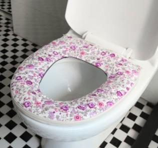 Pehmeä WC-istuin
