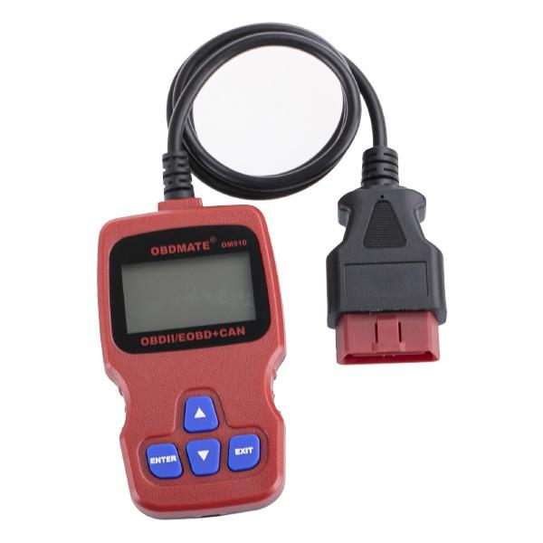 OBD-II OBDMATE OM510 Felkodsläsare