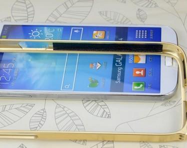 Samsung S4 ultraohut reunasuojus