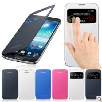 """Samsung Galaxy Mega 6.3"""" flip-cover med fönster"""