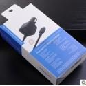 Billaddare MicroUSB 3.0 + 2 x USB platser