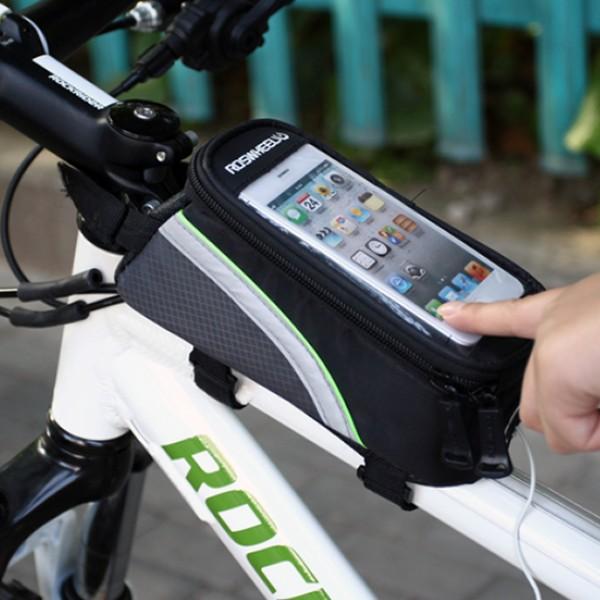 Mobilställning för cykeln
