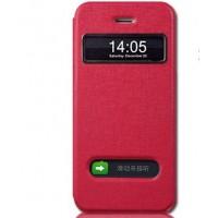 iPhone 5/5S kännykän flip-cover -suojakuori suojaa puhelintasi joka suunnasta.