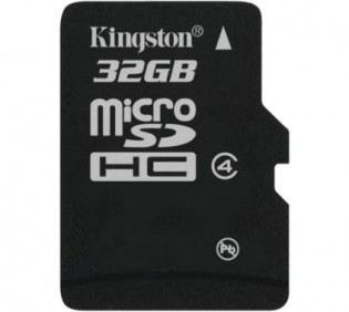 Kingston Micro SDHC 32Gt -muistikortti Class 4