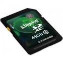 Kingston SDXC 64GB -muistikortti Class 10