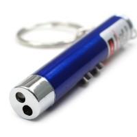 Laserpekare & ficklampa till en billig peng! Jätteliten!