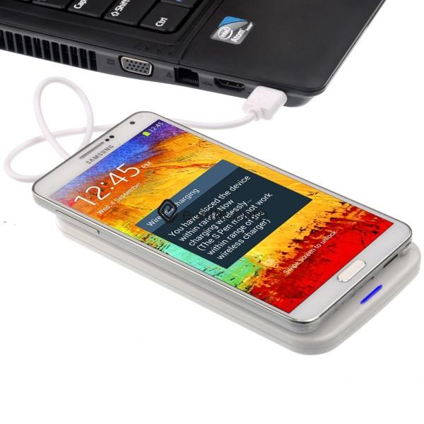 Samsung Galaxy Note 3 langaton laturi e