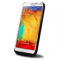 Lataava suojakuori Samsung Galaxy Note 3 -puhelimelle. Tämän lisävarusteen ansiosta sinun ei tarvitse enää pelätä akun loppuvan kesken päivän. Erinomainen ottaa mukaan vaikkapa kaupungille jos et ole ehitynyt ladata akkua täyteen.