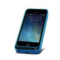 Ett tunnt och laddningsbart telefonskydd för iPhone 5C. Med detta tillbehör, behöver du inte oroa dig för att batteriet tar slut under dagen. Utmärkt att ta med till ex. stan om du inte har hunnit ladda ditt vanliga batteri.