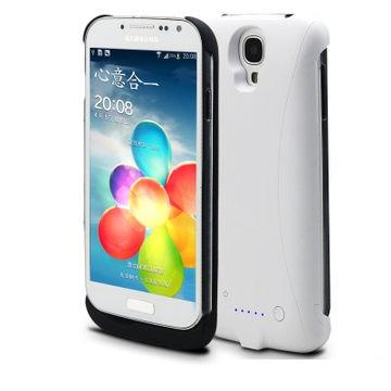 Samsung S4 akku-suojakuori 3300mAh