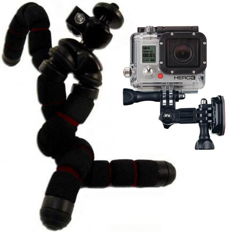 GoPro böjbar tripod
