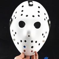 """Mask till maskerader Halloween. Jason masken är designad enligt """"Friday 13th"""" -skräckfilmen och ger ett skrämmande intryck som väcker gamla rädslor till liv hos dem som sett filmen."""