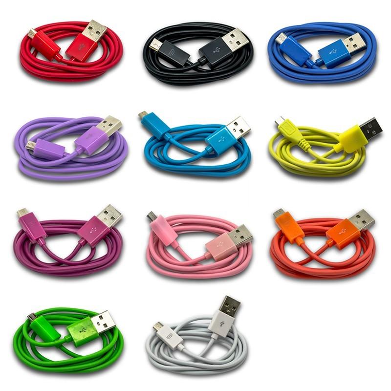 MicroUSB -kabel 200cm