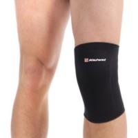 Stödet hjälper att skydda mot skador och stöder ett knä som redan råkat ut för en skada. Utmärkt för sporter som vandring, cykling, basket, tennis och badminton.