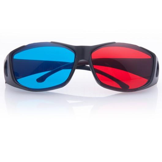 3D-glasögon för egna glasögon