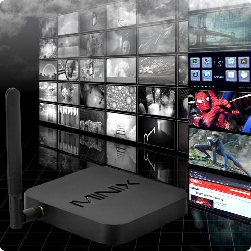 MINIX NEO X7 Quad-Core Android-TV