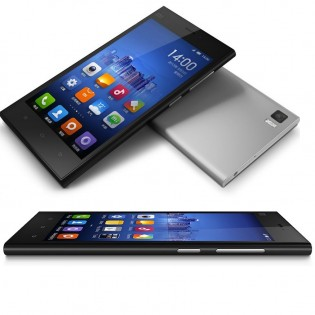"""Xiaomi Mi3 5"""" Android 4.4 älypuhelin - Musta, 64GB"""