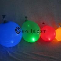 LED ilmapallojen avulla luot tunnelmaa järjestämiisi juhliin. Pakkaus sisältää 10 ilmapalloa ja LED valoa.
