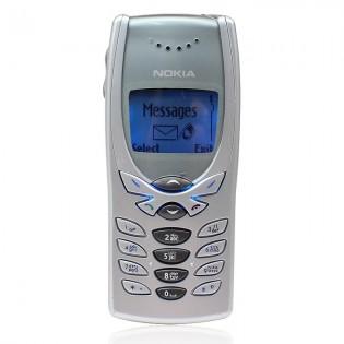 Nokia 8250 refurbished - Musta