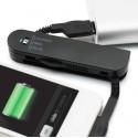 Bärbar universaladapter för telefoner och surfplattor