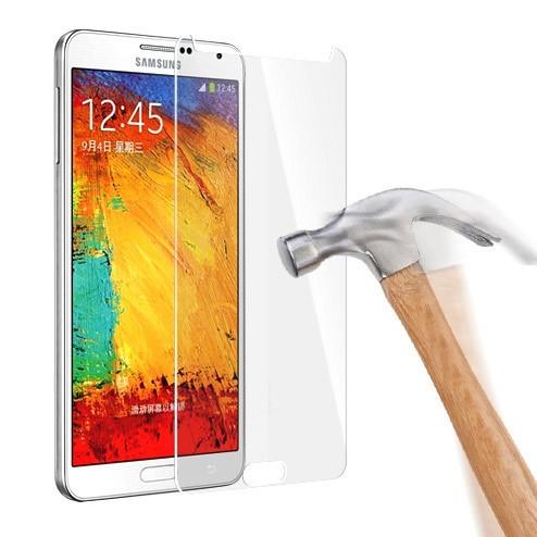 Samsung Note 3 skärmskydd av härdat glas