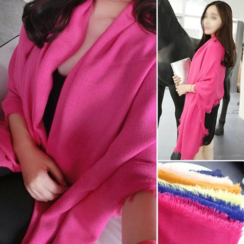 Värmande scarf