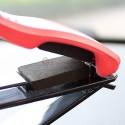 Solglasögon clips till bilen