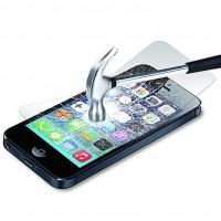 Yksikin pieni lipsahdus ja puhelimesi näyttö on rikki. Ole varautunut ja hommaa karkaistusta lasista valmistettu näyttösuoja iPhonellesi!