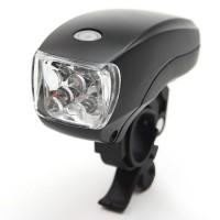 Liten och smidig cykellampa med LED-ljus. Lätt att installera -alla nödvändiga fästen medföljer.