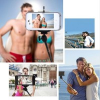 Perfekt set för den ihärdige selfie-fotografen eller till det kärleksfulla paret.