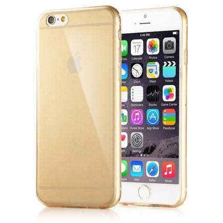 Läpinäkyvä iPhone 6+ suojakuori