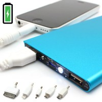 Powerbank 20000mAh 9.5mm tunn