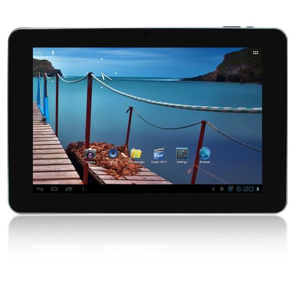 "Diel Solar 10.2"" Android 4 Tablet-PC"
