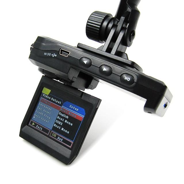 Instrumentbrädeskamera