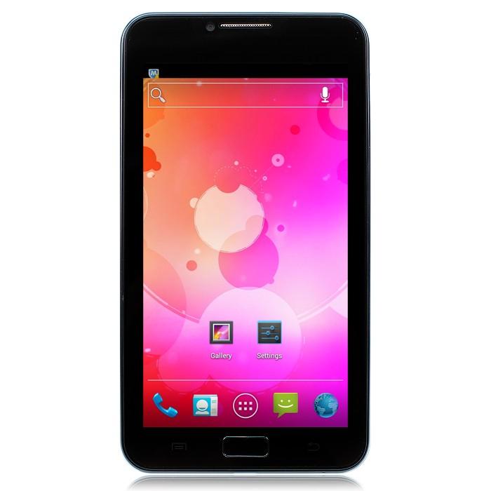 """Diel Edge Dual SIM -puhelin 5.3"""" 3G"""