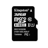 Kingston har tillverkat minneskort i över 20 år och deras minneskort har fantastiskt bra kvalitet och kommer med livstids garanti.