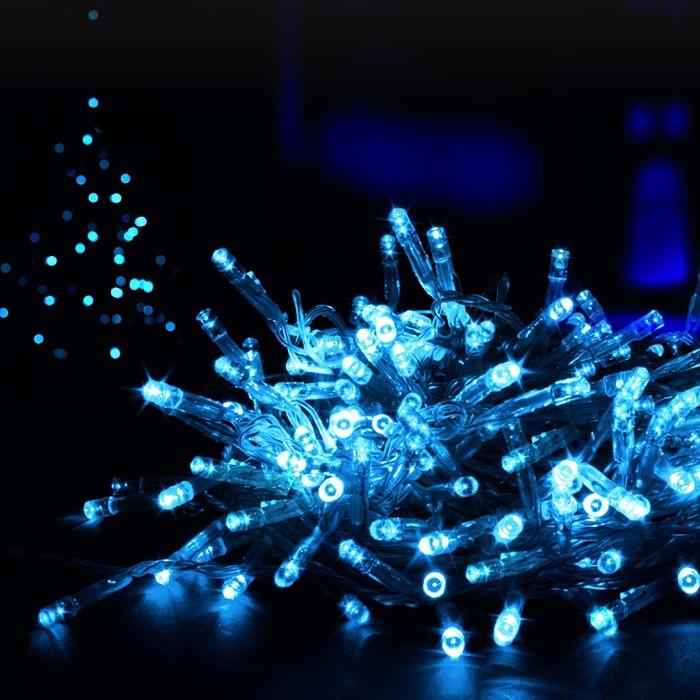 10m LED-ulkovalosarja, 100 lediä