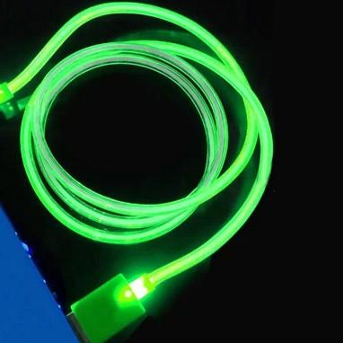 MicroUSB LED-kabel 100cm