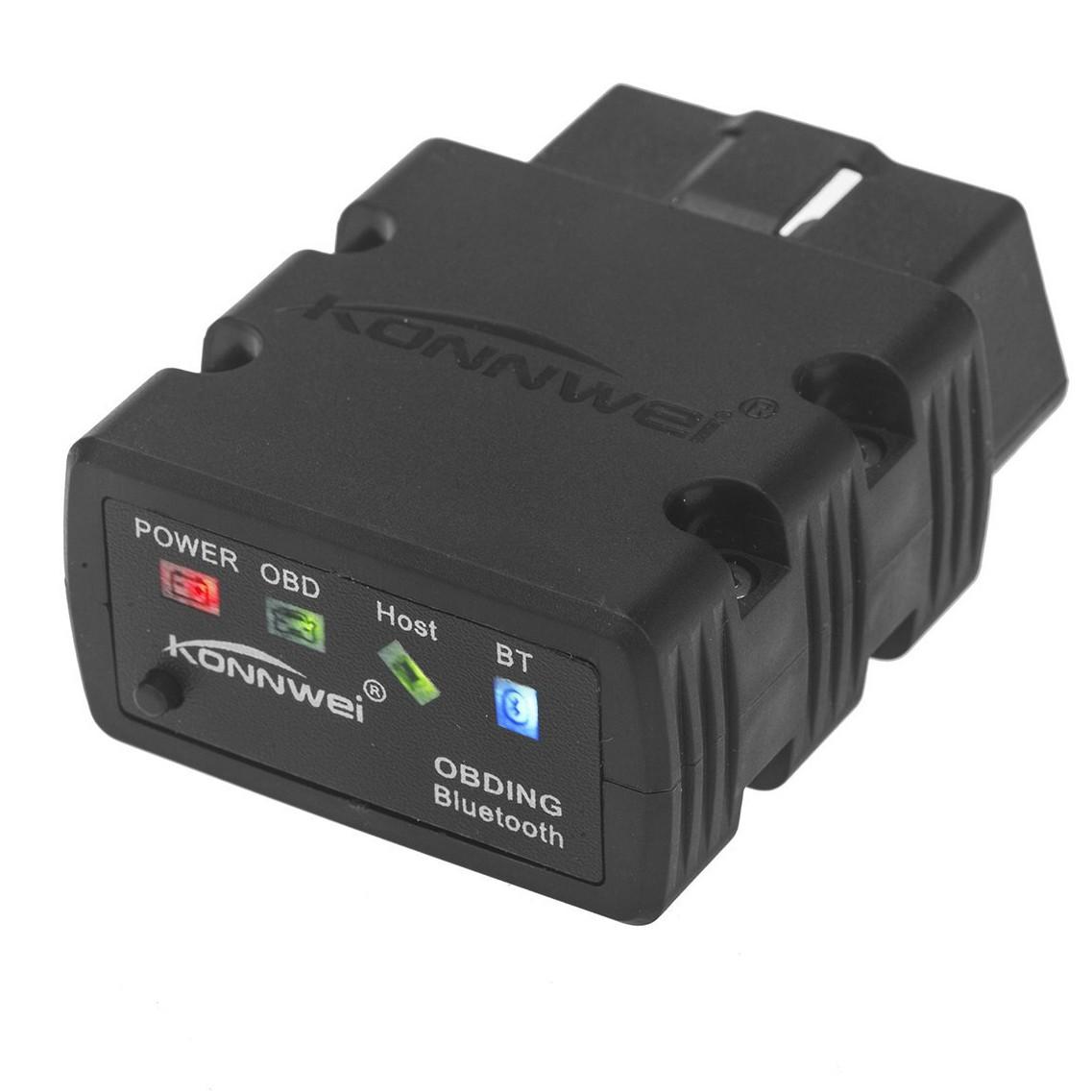 OBD-II Felkodsläsare Konnwei KW902 Bluetooth+WiFi